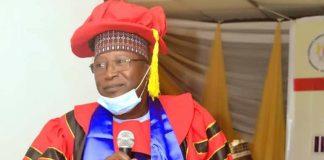 Alhaji Aminu Bello, Registrar, CASPIN President