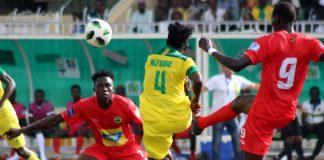 Kano Pillars, Out, CAF Cup, Bad Officiating, ASC Jaraaf, Lionel Emmanuel Soccia, Malik Daf
