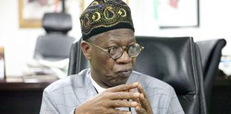INSECURITY, Lai Mohammed, President Muhammadu Buhari, Bola Ahmed Tinubu, Irresponsible