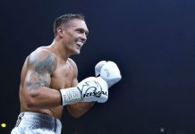 Oleksandr Usyk, Could Stop, Anthony Joshua, Tyson Fury, Unification Fight