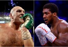 Mike Tyson, George Foreman, Predict, Tyson Fury, Anthony Joshua, Unification Bout, Wladimir Klitschko, Floyd Mayweather, Boxing