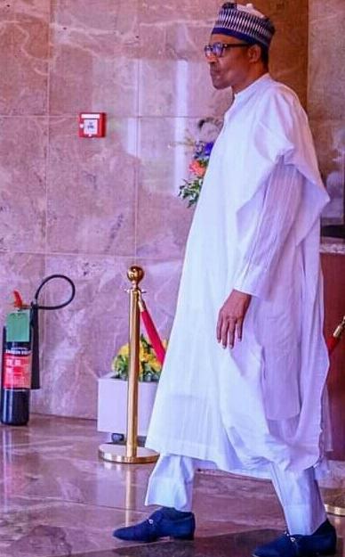 Muhammadu Buhari, KANKARA, Reenacting Chibok, Petrify PMB, Bala Ibrahim