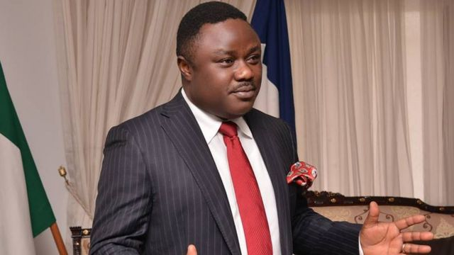 Benedict Ayade, Cross River, Operation Akpakwu, Arrests 25 Kidnapers, Armed Robbers