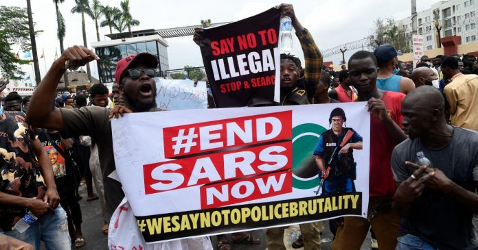 #EndSARS, Campaigners, Continue Protests, Security Presence