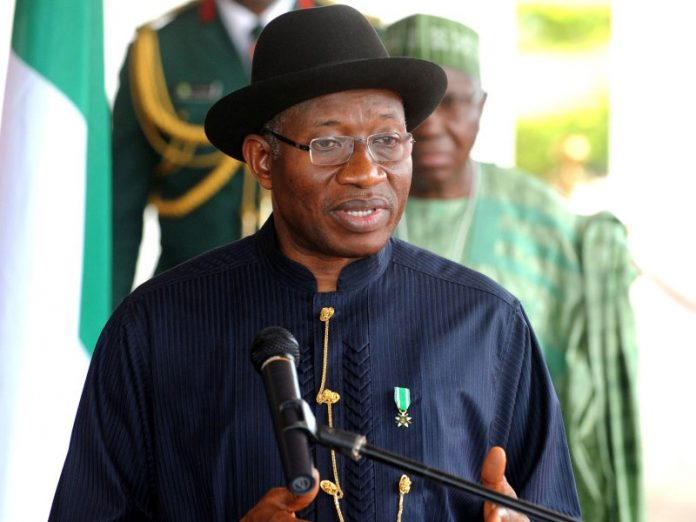 I Can't Comment, Insecurity, Goodluck Ebele JonathanJon athan