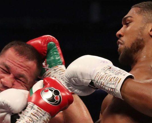 Tyson Fury, Anthony Joshua, 'Sh*t Himself'