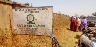 Presidency, Nigeria, Only 10, Kankara Schoolboys, Not 333, Captives