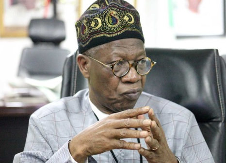 Lai Mohammed, US' Allegation, Violation, Religious Freedom