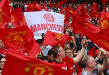 Manchester United fans, Premier League, Fans, Slam VAR, Man Utd, Liverpool, Arsenal, Chelsea