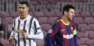 Cristiano Ronaldo, Lionel Messi, Mocks Barcelona, Revenge, GOAT Tweet, 0-3 Win, Camp Nou