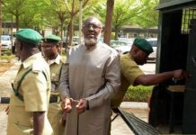 Olisa Metuh, Appeal Court, Federal High Court, Biased, Nullifies Conviction