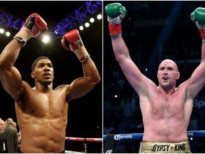 Anthony Joshua vs Tyson Fury, Oleksandr Usyk, Could Stop, Anthony Joshua, Tyson Fury, Unification Fight