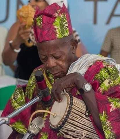Ramoni Adewole Oniluola, Farewell, Gnome, Talking Drum, Ayinla Omowura, Apala