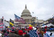 CAPITOL INVASION, Comparing, Power of Incumbency, Nigeria, the US, Bashir Kabir