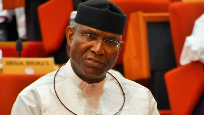 Senator Ovie Omo-Agege, Senate, Supreme Court Justices, Retirement Age, Nigeria, Constitutional Review