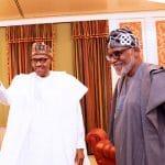 Muhammadu Buhari, Rotimi Akeredolu, Afenifere, Tackles FG, Herdsmen, Untold Hardships, Ondo State