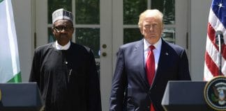 Muhammadu Buhari, MURIC, Berates Buhari, Failure, Lead Africa, Ban Donald Trump, Capitol Incidence