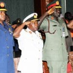 Service Chiefs, Finally Resign, Muhammadu Buhari, Names Replacements