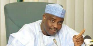 Aminu Waziri Tambuwal, Resign, Don't Wait, Muhammadu Buhari, Service Chiefs