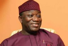 Kayode Fayemi, Dissociate Criminals, Tribes, Religions, Ethnicity, Nigerian Governors