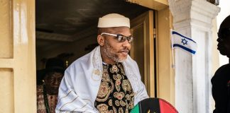 Nnamdi Kanu, IPOB Kicks, Facebook, Facebook Account