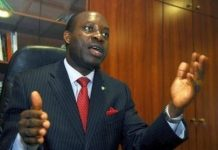 Charles Soludo, CBN Governor, Anambra Governor