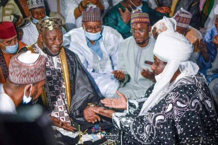 Muhammadu Sanusi II, Former Kano Emir, Tijjaniyya Leader, Nigeria, Sheikh Mahi Nyass, Sheikh Ibrahim Dahiru-Bauchi, Sheikh Dahiru Usman-Bauchi