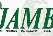 University Admission, National Identity Number, JAMB