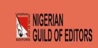 Nigerian Guild of Editors, Do Not Dialogue, Bandits, nigeria Guild of Editors, Caution Governors, Mustapha Isah, Mary Atolagbe