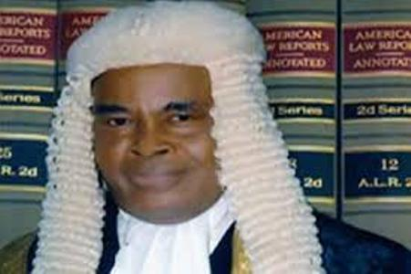 Justice Sylvester Nwali Ngwuta, Justice Olukayode Ariwoola, CJN Position