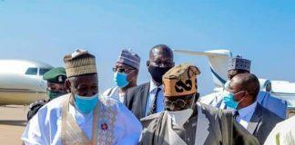 Bala Ahmed Tinubu, Abdullahi Umar Ganduje, Colloquial Colour, Colloquium