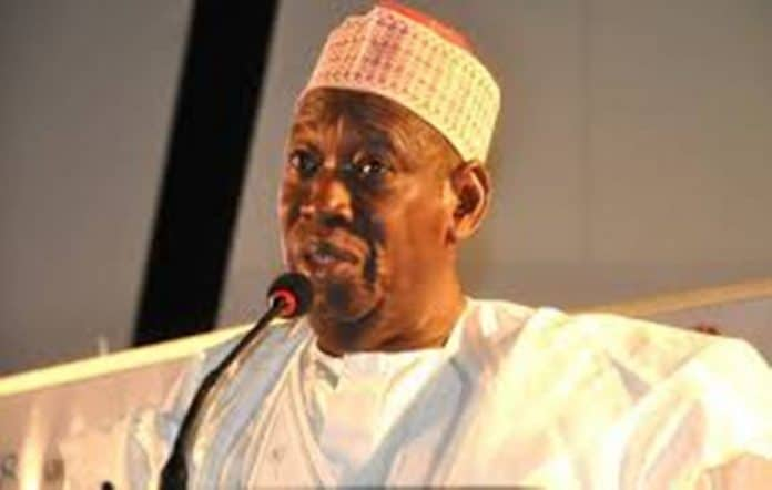 Abdullahi Umar Ganduje,Kano State, Workers' salaries, March 2021, Muhammad Garba