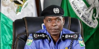 Mohammed Adamu, Nigeria's Police Chief, 20 Police Operatives, Killed by Criminals, March 2021