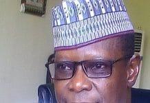 HALILU IBRAHIM DANTIYE, Veteran Journalist, Editor, 60