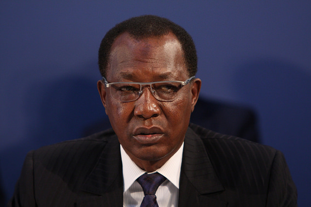 Idriss Deby, Chad President, Dies, Battlefield, Re-election