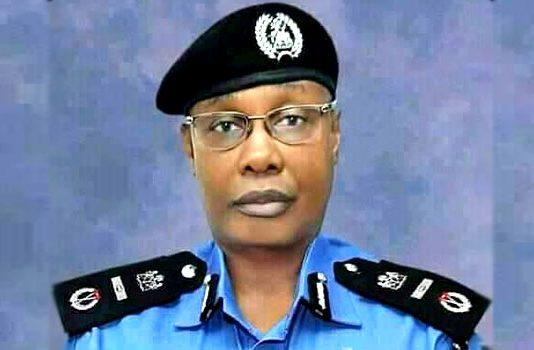 Usman Alkali Baba, IGP, Strips EFCC, Senior Police Officers
