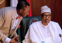 Buhari, Munguno, Shoot, Don't talk, Bala Ibrahim