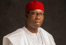 Ifeanyi Okowa, Senate President, Ahmed Lawal, Asaba Declaration, restructuring Nigeria