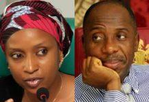 Rotimi Amaechi, Hadiza Bala Usman, PDP, EFCC, Probe, Prosecute, NPA, Looted Funds