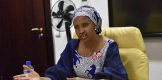 Hadiza Bala Usman, NPA, real reason, suspended, divided positions
