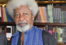 Wole Soyinka, Muhammadu Buhari, Government, Systemic Failure, Allow Nigeria, Unite