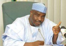 Aminu Waziri Tambuwal, PDP Governors, Storm Ibadan, Oyo State, Nigeria, Security, Economy
